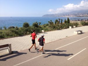From the San Remo Marathon to the Run for the Whales