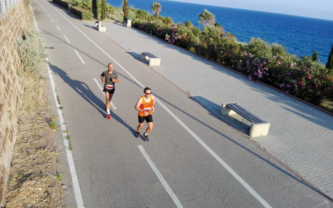 The legendary pedestrian cycle path of western Liguria