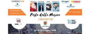 A Sanremo insieme alle balene vi aspetta la Festa della Musica !