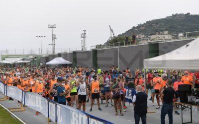 Run for the Whales  2021 si riparte alla grande nonostante il cambio di percorso!